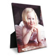 Photo Panel with Easel