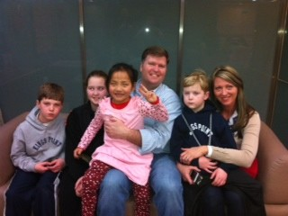 Gladney's 1,000th China Adoption Placement